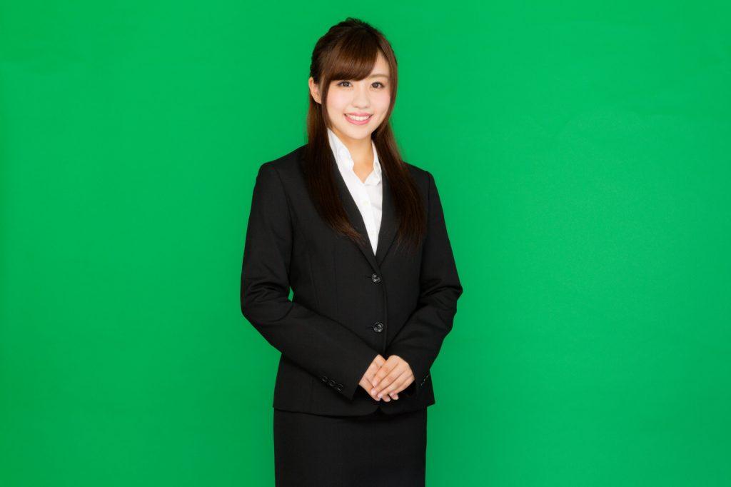 新入社員の女性