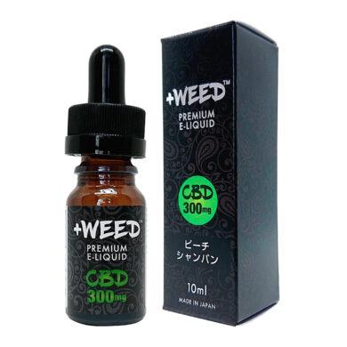 +WEED(プラスウィード)ピーチシャンパン